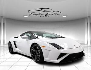 2014 Lamborghini Gallardo LP560-4 *50TH ANNIVERSARY EDITION*