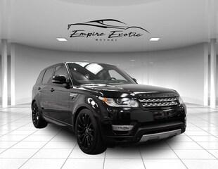2014 Land Rover Range Rover Sport 5.0L V8 Supercharged SUV