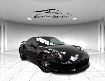 2016 Porsche 911 Coupe