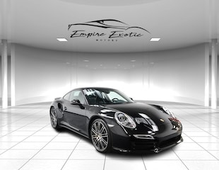 2014 Porsche 911 Turbo **MSRP WHEN NEW $157,100** Coupe