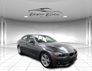2017 BMW 330i Navigation & Sunroof