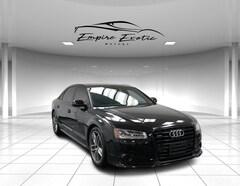 2017 Audi A8 L 4.0T Sport *|BLACK OPTIC PACKAGE|DRIVER ASSIST PCK|* Sedan