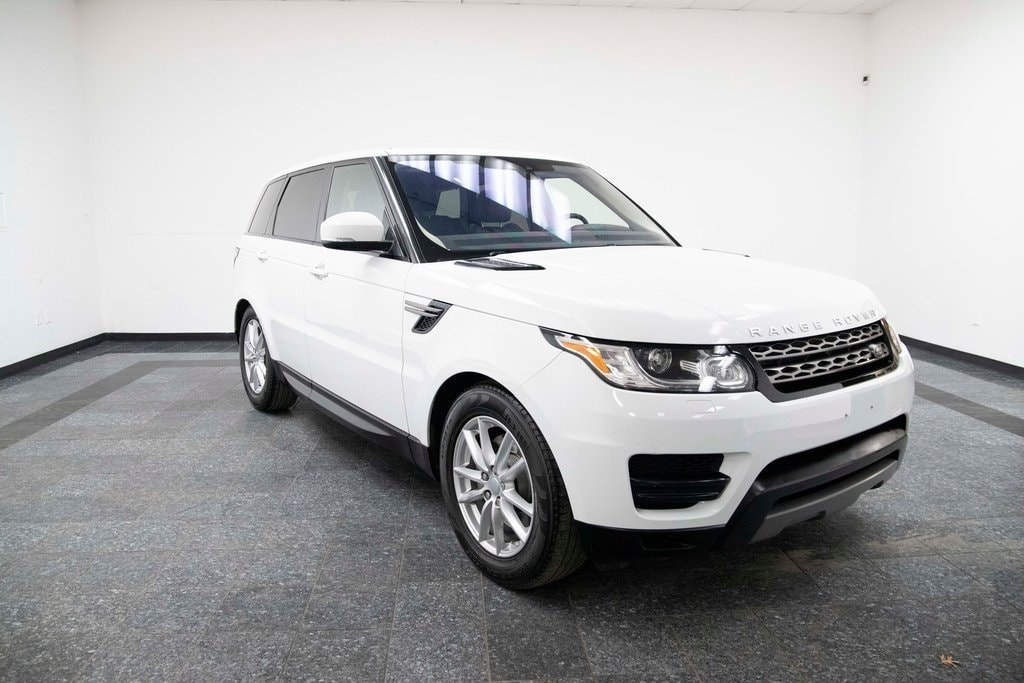 2017 Range Rover Configurations >> White 2017 Land Rover Range Rover Sport 3 0l V6 Supercharged