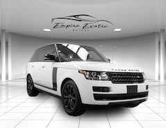 2016 Land Rover Range Rover 3.0L V6 Supercharged HSE SUV