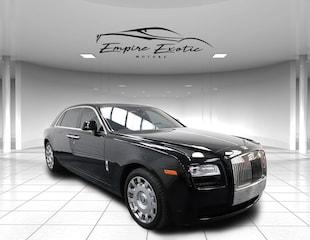 2013 Rolls-Royce Ghost Extended Wheelbase Sedan