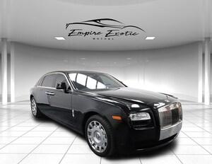 2013 Rolls-Royce Ghost Extended Wheelbase