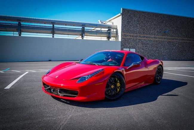 2010 Ferrari 458 Italia *CARBON FIBRE| DAYTONA SEATS| SUSPENSION LIFT* Coupe
