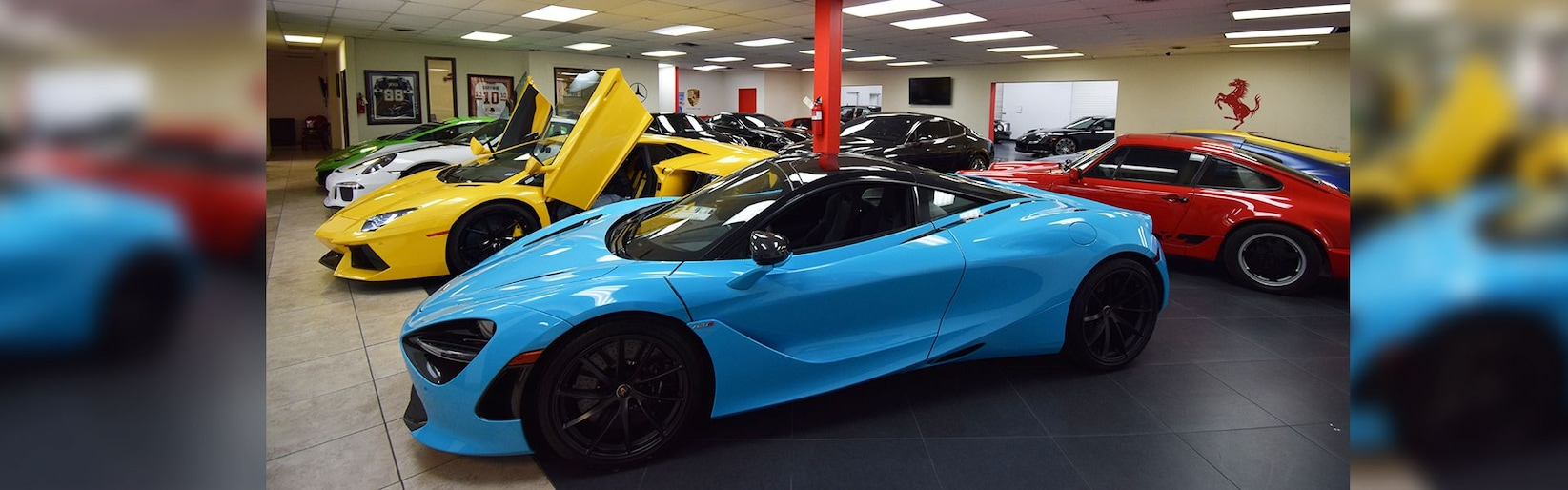 Supercar Dealership Near Me >> Exotic Sports Cars Luxury Sedans Coupes Detroit Muscle