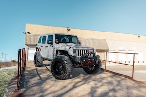2017 Jeep Wrangler JK Unlimited *SUPERCHARGED - FULL CUSTOM*