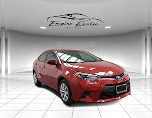 2016 Toyota Corolla LE *ONE OWNER|WARRANTY|3700 MILES!*