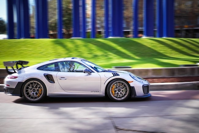 2018 Porsche 911 GT2 RS W/ WEISSACH PACKAGE Coupe