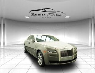 2016 Rolls-Royce Ghost *STARLIGHT PACKAGE* Sedan