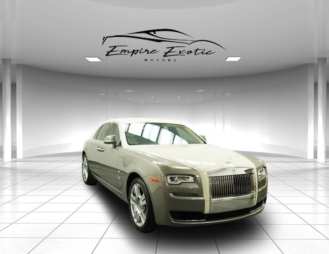 2016 Rolls-Royce Ghost *STARLIGHT PACKAGE* Sedan
