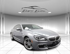 2015 BMW 640 * LIGHTING PCK, M SPORT EDITION, EXECUTIVE PCK, M Coupe