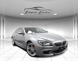 2015 BMW 640 * LIGHTING PCK, M SPORT EDITION, EXECUTIVE PCK, M