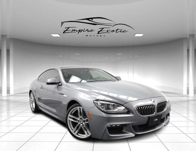 2015 BMW 640 * LIGHTING PCK, M SPORT EDITION, EXECUTIVE PCK, M Coupe