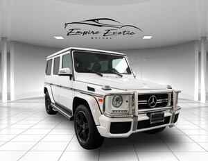 2016 Mercedes-Benz AMG G G63 4MATIC