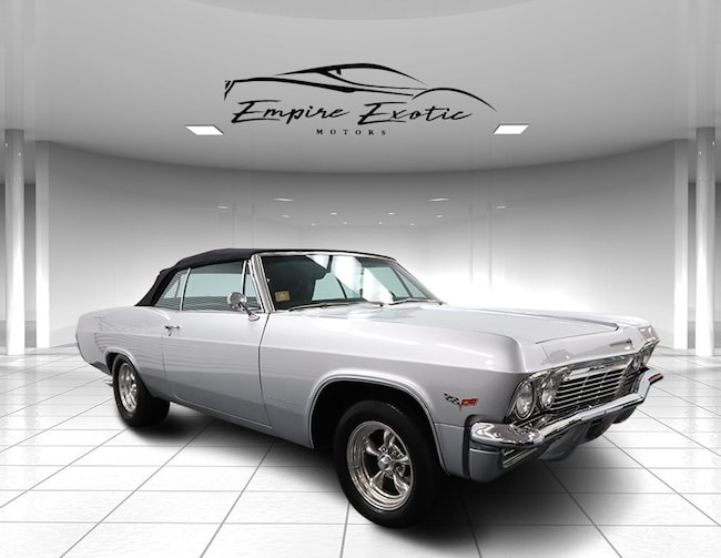 1965 Chevrolet Impala SS W/Z06 MOTOR