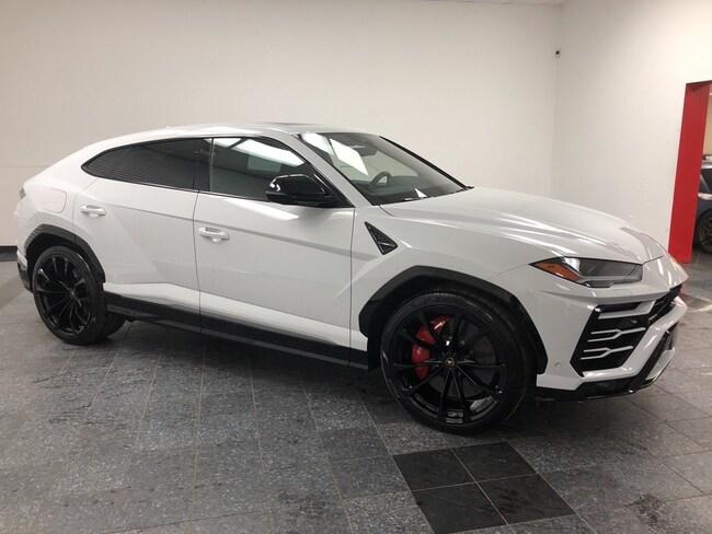 Bianco Icarus 2019 Lamborghini Urus For Sale