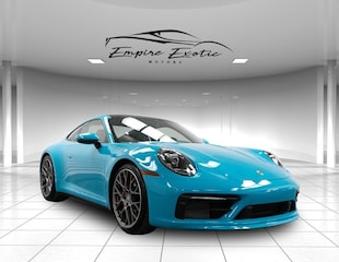 2020 Porsche 911 Carrera Coupe