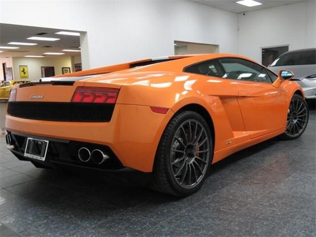 Orange 2010 Lamborghini Gallardo Lp 500 2 Supercar Valentino Balboni