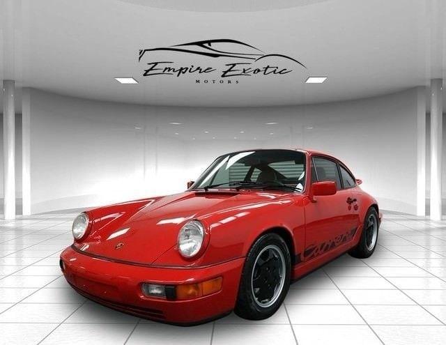 Porsche carrera atk exotics have