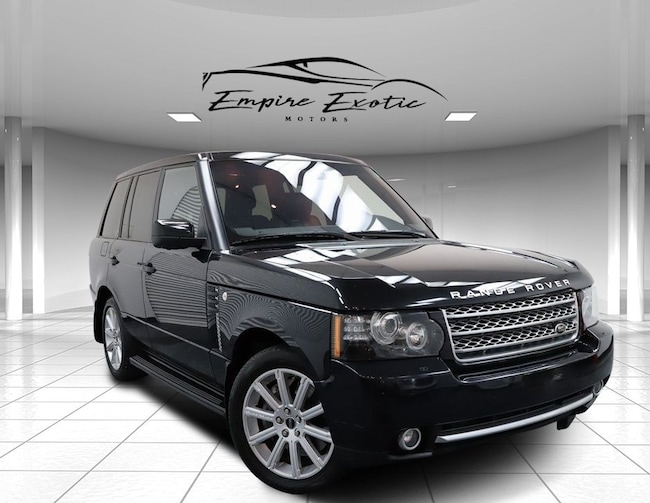2012 Land Rover Range Rover Supercharged SUV