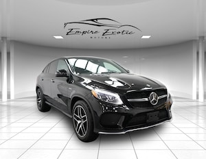 2018 Mercedes-Benz AMG GLE 43 4MATIC