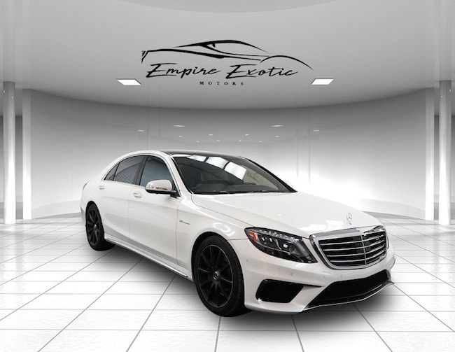 2016 Mercedes-Benz AMG S 4MATIC * $19,810 IN OPTIONS* Sedan