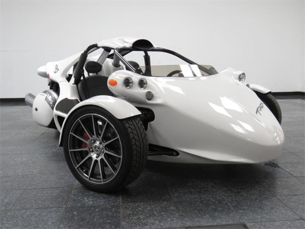 Used T-Rex Motorcycle For Sale >> White 2015 Campagna T Rex 16s For Sale