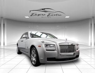 2012 Rolls-Royce Ghost Base Sedan
