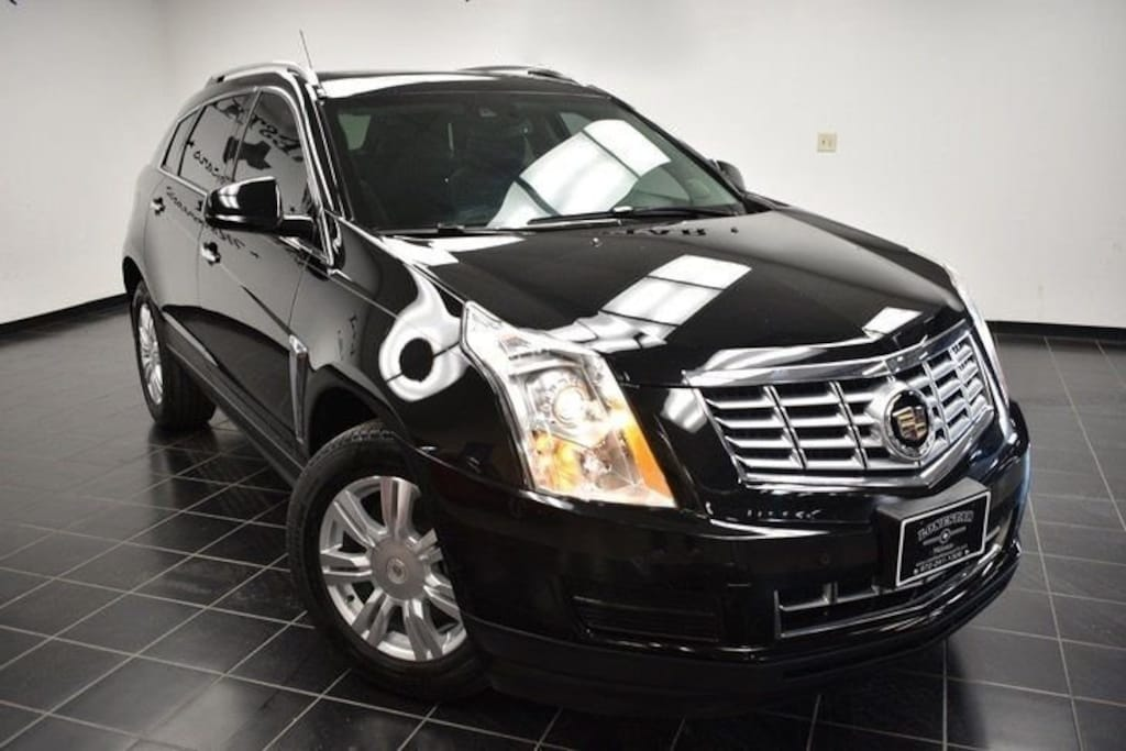 Black Raven 2016 CADILLAC SRX Luxury Collection For Sale