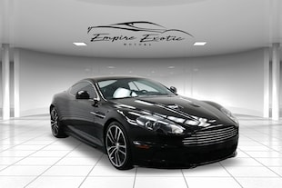 2012 Aston Martin DBS Carbon Black Coupe