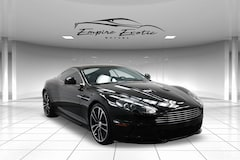 2012 Aston Martin DBS Carbon Black Coupe