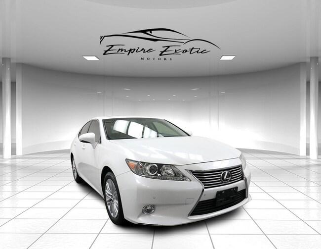 2013 LEXUS ES 350 *NAVIGATION, BACK UP CAMERA, BLUETOOTH, BLIND SPOT Sedan