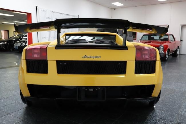 Giallo Halys 2008 Lamborghini Gallardo Superleggera Stage 2 Twin