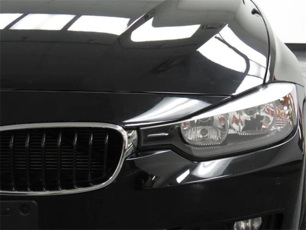 Black 2014 BMW 328i *Sunroof, Heated Seats, 6-Speed* For Sale