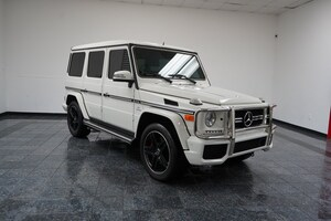 2013 Mercedes-Benz G 63 AMG Automatic