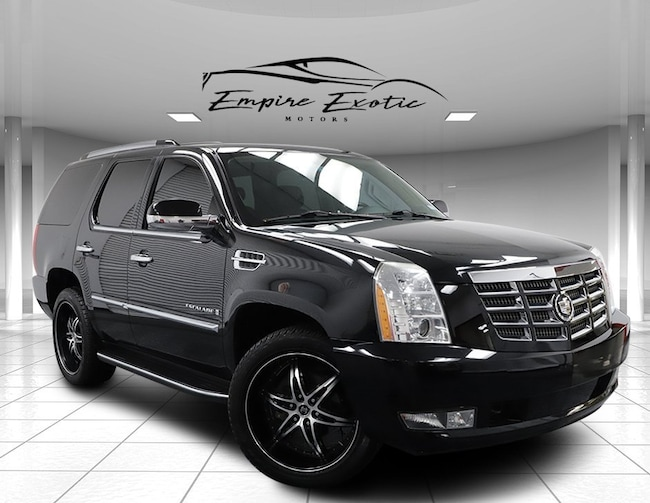 2009 CADILLAC ESCALADE ULTRA LUXURY COLLECTION SUV