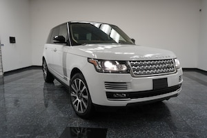 2015 Land Rover Range Rover 5.0L V8 Supercharged LWB w/ Rear Entertainment