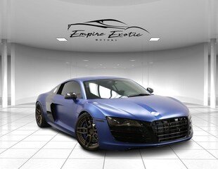 2011 Audi R8 5.2 *TWIN TURBO* *750 WHP* Coupe