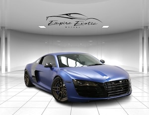 2011 Audi R8 5.2 *TWIN TURBO* *750 WHP*