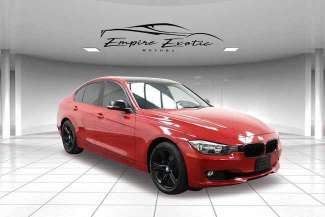 2014 BMW 328i xDrive *MOONROOF, HEATED SEATS* Sedan