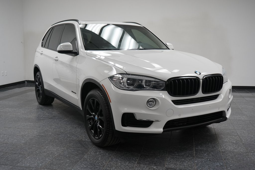 White 2016 BMW X5 sDrive35i For Sale