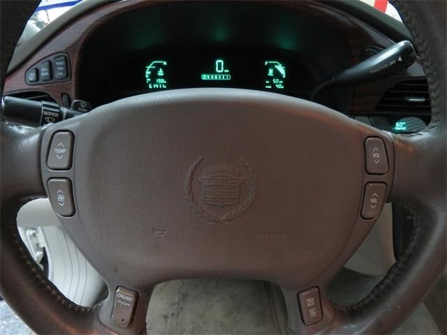 2000 CADILLAC DEVILLE Base For Sale