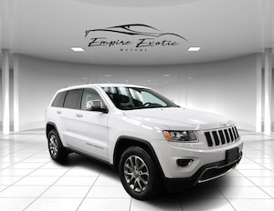 2016 Jeep Grand Cherokee Limited RWD