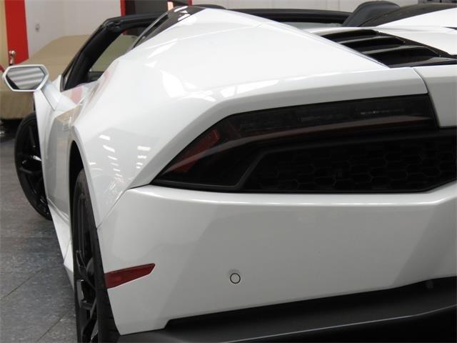 White 2016 Lamborghini Huracan LP610-4 For Sale
