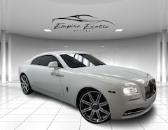 2014 Rolls-Royce Wraith *MSRP $323,525* Coupe