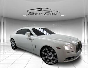 2014 Rolls-Royce Wraith *MSRP $323,525*