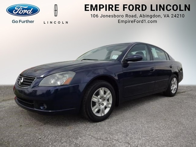 used 2005 nissan altima for sale at empire ford lincoln. Black Bedroom Furniture Sets. Home Design Ideas